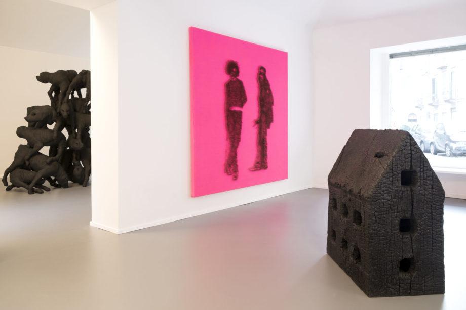 Opening Contemporary Demetz - Grassino - Lucà