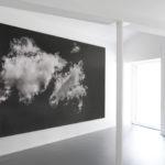 Elvio Chiricozzi Ritroverai le nubi, 2013 grafite su tela cm 410x240