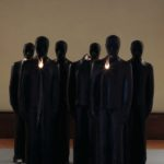 Francesco Sena. Una sola vita, 2007. Cera