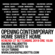 Home Sweet Home-invito