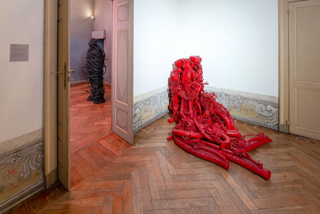 Paolo Grassino, Madre, 2010